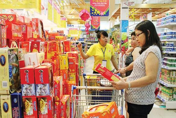 Hàng Việt -  chất lượng và thương hiệu - 1