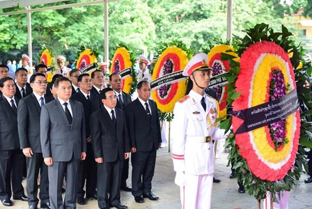 Lễ viếng Chủ tịch nước Trần Đại Quang - 17