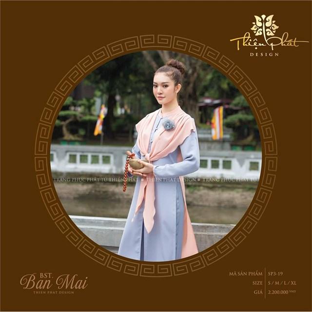 Diện thời trang Phật tử du xuân Yên Tử - 2