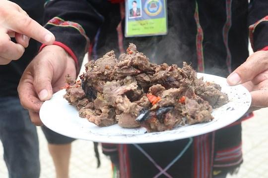 [ẢNH] Khám phá ẩm thực đặc sắc của đồng bào các dân tộc miền Trung - 3