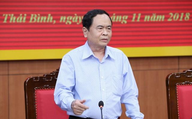 Nhanh chóng đưa Thái Bình hoàn thành mục tiêu xây dựng nông thôn mới - 1