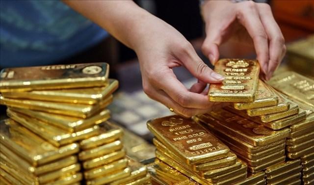 Giá vàng miếng tăng nhẹ trở lại