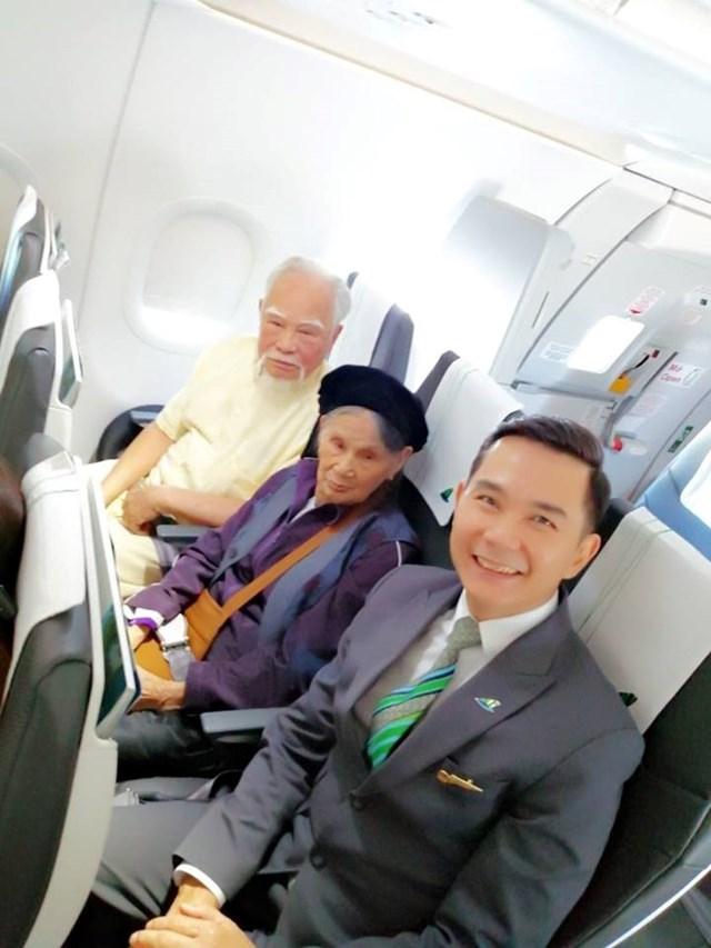 Hình ảnh đẹp của 'Phi đoàn hạnh phúc' Bamboo Airways - 4