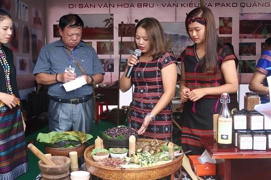 [ẢNH] Khám phá ẩm thực đặc sắc của đồng bào các dân tộc miền Trung - 4