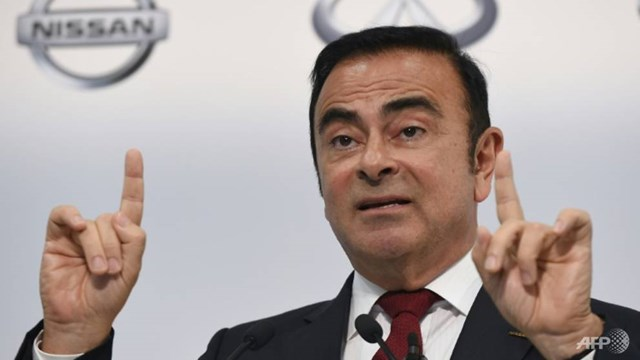 Cựu Chủ tịch Tập đoàn Nissan hầu tòa