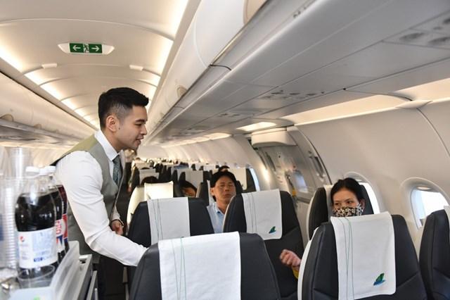 Hình ảnh đẹp của 'Phi đoàn hạnh phúc' Bamboo Airways - 2