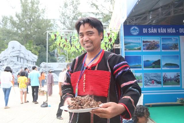 [ẢNH] Khám phá ẩm thực đặc sắc của đồng bào các dân tộc miền Trung - 8