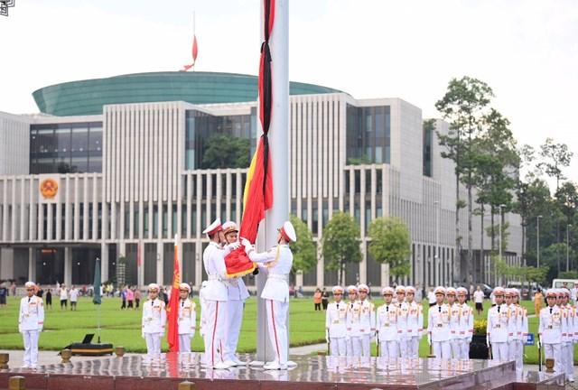 Lễ viếng Chủ tịch nước Trần Đại Quang - 28