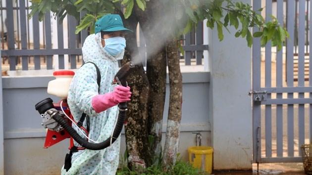 Quảng Ngãi, Quảng Nam tăng cường phòng chống sốt xuất huyết
