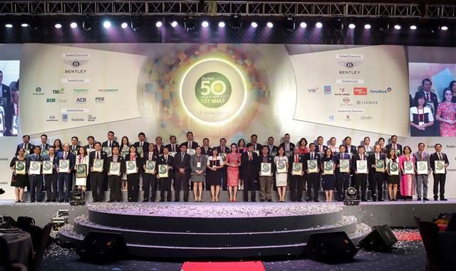 Vinamilk 6 năm liền được Forbes bình chọn vào top 50 công ty niêm yết tốt nhất Việt Nam - 1