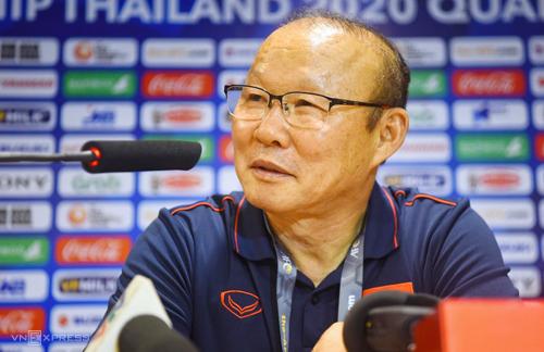 HLV Park Hang-seo: 'Việt Nam sẽ chơi tất tay với Indonesia'