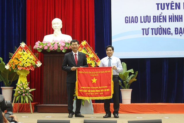 Quảng Nam: Tuyên dương điển hình học tập và làm theo tư tưởng, đạo đức, phong cách Hồ Chí Minh