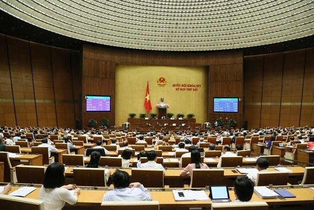 Kỳ họp thứ 7, Quốc hội khóa XIV: Thông qua Luật Giáo dục sửa đổi - 1