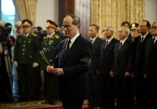 Tổ chức trọng thể lễ viếng nguyên Tổng Bí thư Đỗ Mười - 26