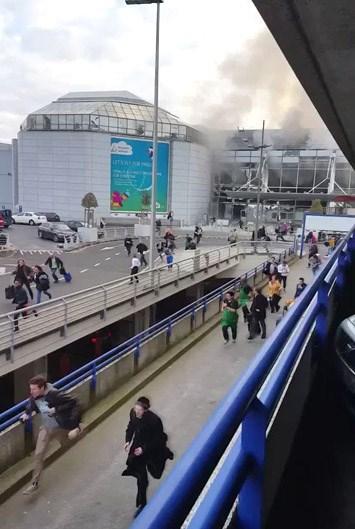 Liên tiếp nổ tại Thủ đô Bỉ, 23 người thiệt mạng