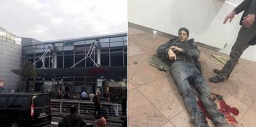 Liên tiếp nổ tại Thủ đô Bỉ, 23 người thiệt mạng - 5