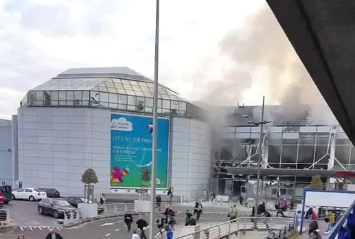 Liên tiếp nổ tại Thủ đô Bỉ, 23 người thiệt mạng - 8