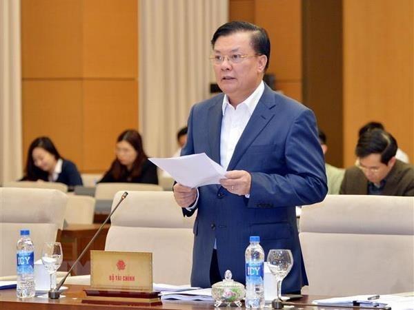 Bế mạc Phiên họp thứ 32 của Ủy ban Thường vụ Quốc hội - 1
