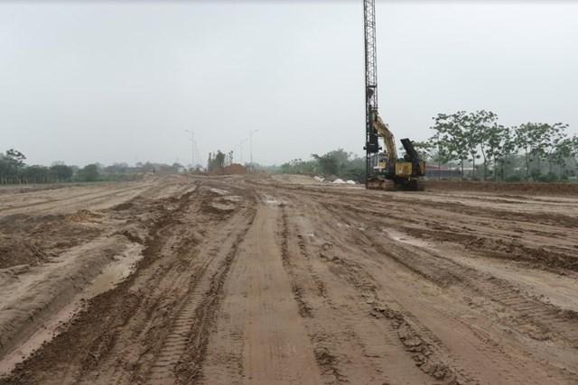 Toàn cảnh tuyến đường Xa La - Nguyễn Xiển qua Khu đô thị Mường Thanh Thanh Hà - 6
