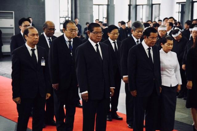 Lễ viếng Chủ tịch nước Trần Đại Quang - 24