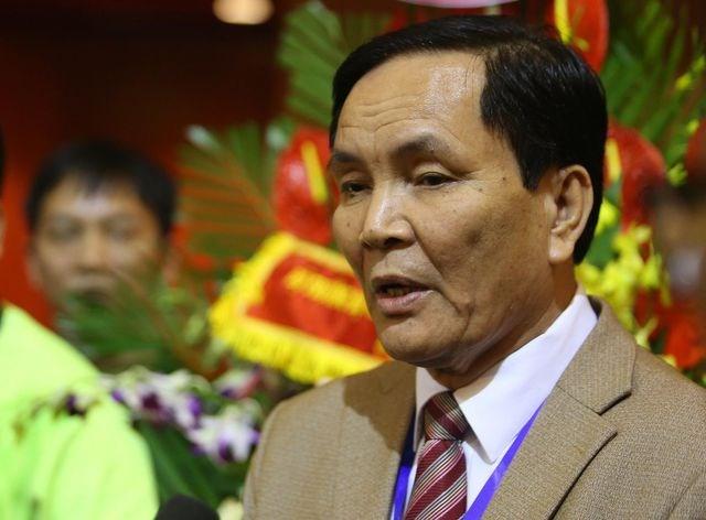 Ông Cấn Văn Nghĩa từ chức Phó Chủ tịch VFF