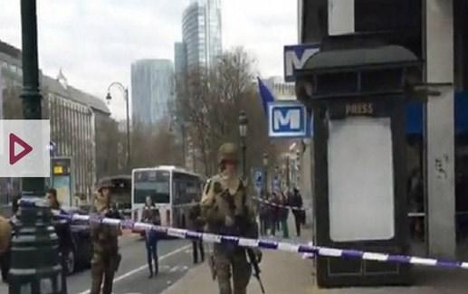 Liên tiếp nổ tại Thủ đô Bỉ, 23 người thiệt mạng - 1