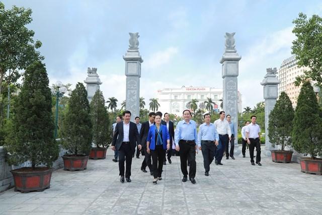 Nhanh chóng đưa Thái Bình hoàn thành mục tiêu xây dựng nông thôn mới - 5