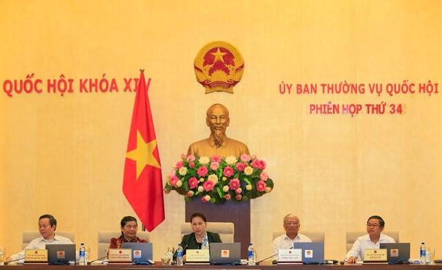 Góp ý dự thảo Báo cáo kiến nghị của cử tri tại kỳ họp thứ 7, Quốc hội khóa XIV