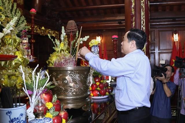 Nhanh chóng đưa Thái Bình hoàn thành mục tiêu xây dựng nông thôn mới - 9