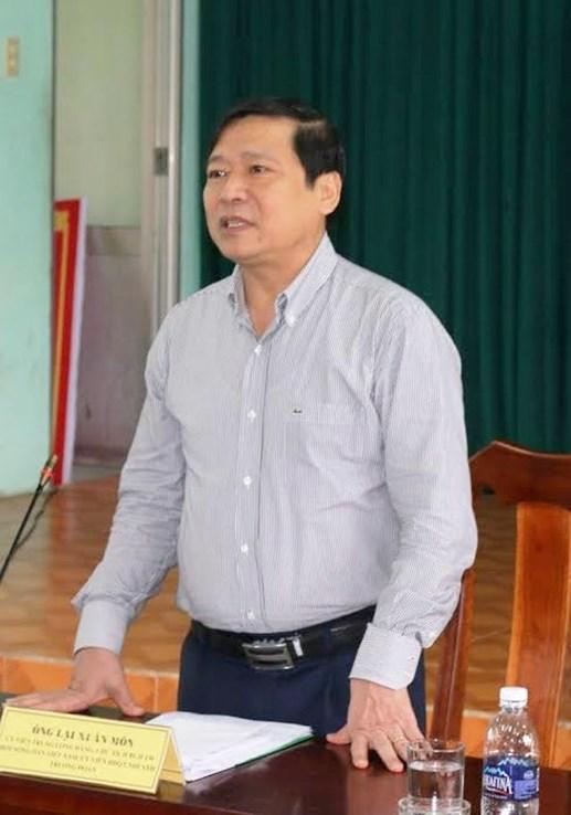 Chủ tịch TƯ Hội NDVN Lại Xuân Môn: 'Không để nông dân bị o ép…'
