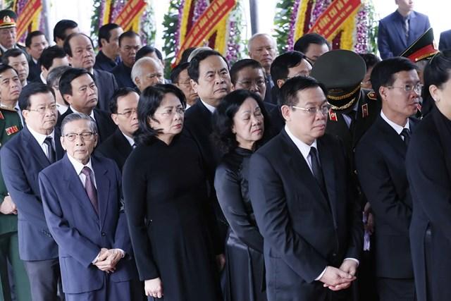 Tổ chức trọng thể lễ viếng nguyên Tổng Bí thư Đỗ Mười - 2