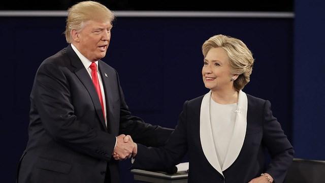 Bà Hillary Clinton lên tiếng về tin 'tái đấu' Tổng thống Trump năm 2020