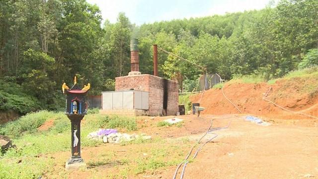 Hà Tĩnh: Bắt quả tang cơ sở tái chế dầu nhớt lậu