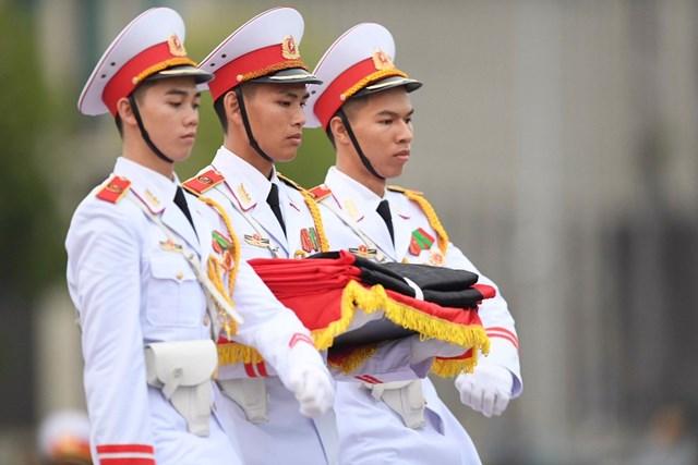 Lễ viếng Chủ tịch nước Trần Đại Quang - 27