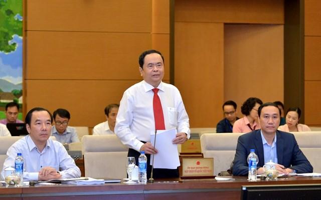 Góp ý dự thảo Báo cáo kiến nghị của cử tri tại kỳ họp thứ 7, Quốc hội khóa XIV - 4