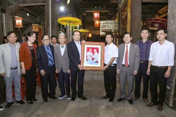 Gìn giữ những sản phẩm đặc trưng của làng nghề Việt - 1