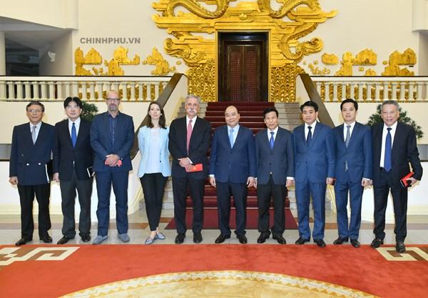 Thủ tướng tiếp lãnh đạo Tập đoàn đưa Giải đua F1 vào Việt Nam - 2