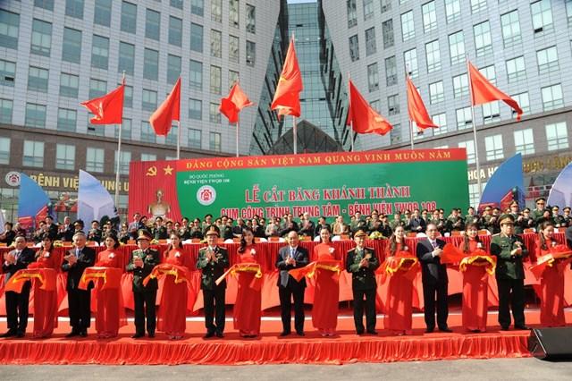 Xây dựng Bệnh viện 108 sớm đạt đẳng cấp quốc tế - 6