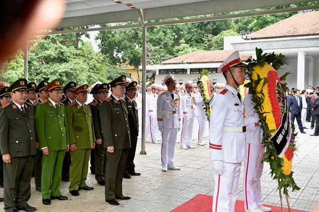 Lễ viếng Chủ tịch nước Trần Đại Quang - 16