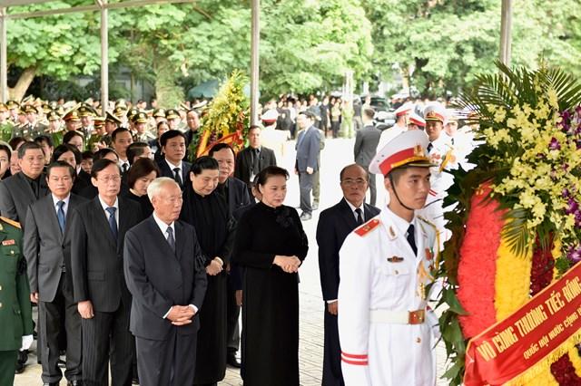 Lễ viếng Chủ tịch nước Trần Đại Quang - 11