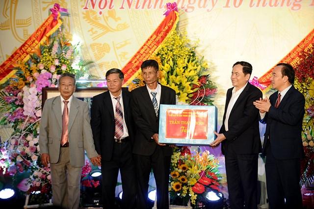 Phát huy vai trò của MTTQ trong xây dựng nông thôn mới, đô thị văn minh - 7