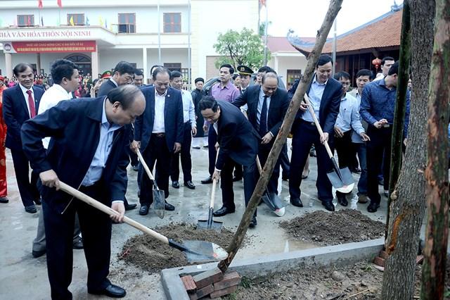 Phát huy vai trò của MTTQ trong xây dựng nông thôn mới, đô thị văn minh - 12