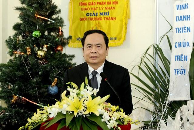 BẢN TIN MẶT TRẬN: Đồng bào Công giáo tỉnh Hà Nam chung sức vì một xã hội phát triển