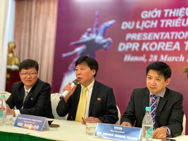 Du lịch Triều Tiên lần đầu 'xuất ngoại' xúc tiến quảng bá tại Việt Nam - 1