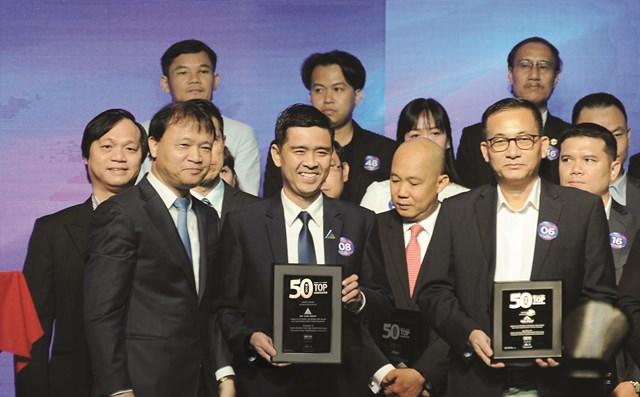 Đất Xanh xuất sắc đứng đầu top doanh nghiệp bất động sản kinh doanh hiệu quả nhất năm 2018 - 1