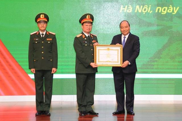 Xây dựng Bệnh viện 108 sớm đạt đẳng cấp quốc tế - 2