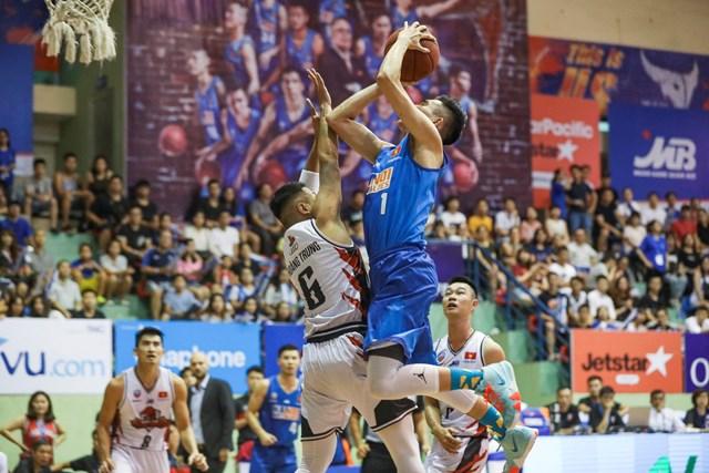 Vượt qua đương kim vô địch, Hanoi Buffaloes lần đầu tiên vào chung kết - 2