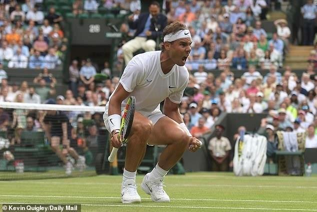 Federer 'đại chiến' Nadal, Djokovic thắng tốc hành - 4