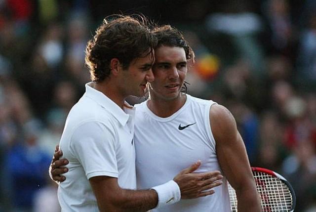 Federer 'đại chiến' Nadal, Djokovic thắng tốc hành - 7