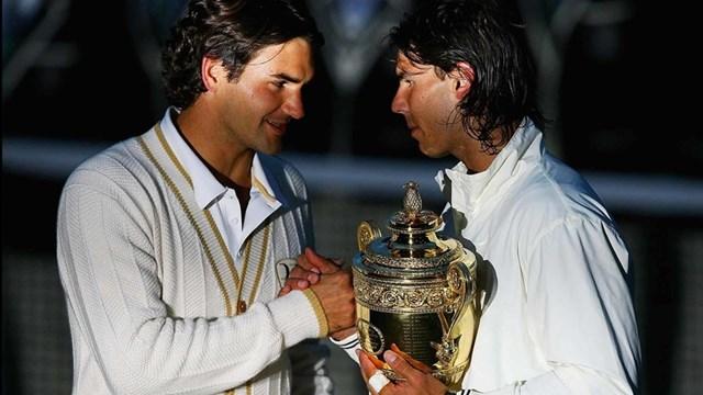 Federer 'đại chiến' Nadal, Djokovic thắng tốc hành - 8